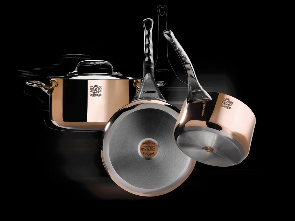 deBuyer Copper Cookware