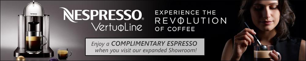 nespresso machines